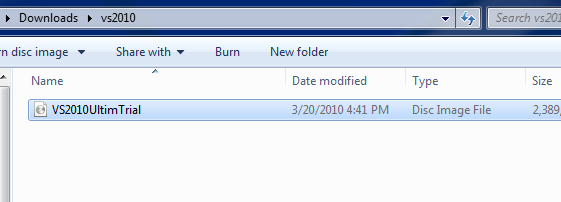 How To: Burn ISO on Windows 7 for FREE